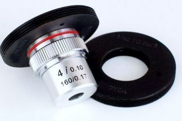 Microscope Objective Adapter RMS to M42